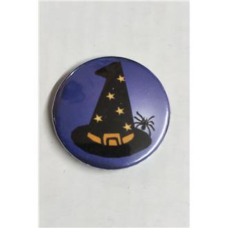 Witch's Hat Badge