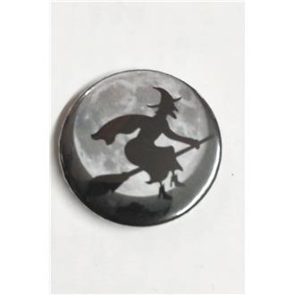 Witch Moon Badge