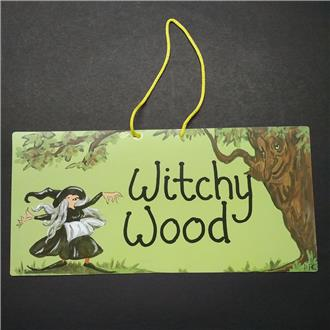 Witchy Wood